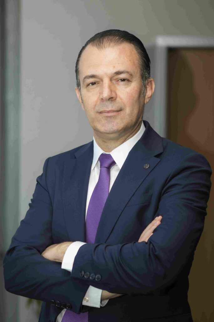 Türk Telekom Teknoloji Genel Müdür Yardımcısı Yusuf Kıraç